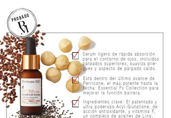 EDITOR'S PICK: Eyelid Lift Serum Essential Fx Collection · Perricone MD